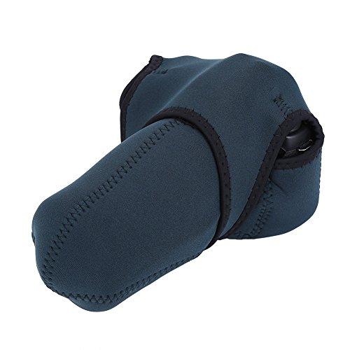 Funda Impermeable de Nylon para cámara, Bolsa de protección portátil Canon 30D...
