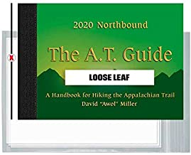 The A.T. Guide Northbound 2020 Loose-Leaf