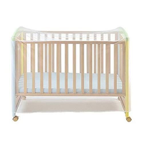 #N/V Mosquitera ligera y transpirable para bebé, antimosquitos y mosquitos, instalación gratuita