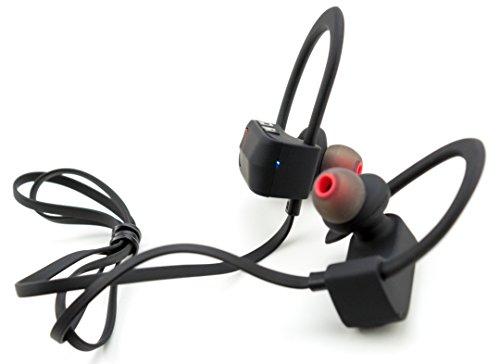 CottCo Bluetooth Wireless Earphones - Best Value Wireless Bluetooth Headphones Noise Cancelling Headset w/built-in Microphone 8 Hour Battery HD Stereo Waterproof 1 Year Warranty