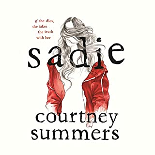 Sadie audiobook cover art
