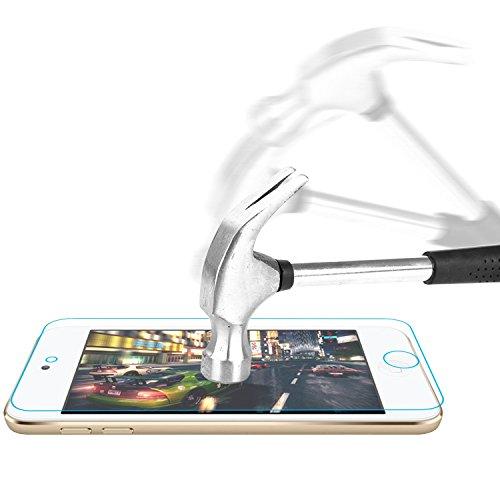 Produktbild iPod Touch 6G Panzerglas,  Bingsale Gehärtetem Glas Schutzfolie Displayschutzfolie Schutzglas iPod Touch iPod Touch 6G 5G (iPod Touch 6G 5G)