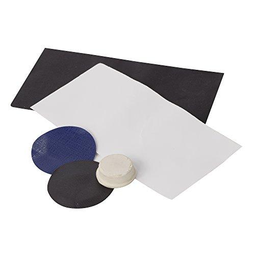 Regatta Great Outdoors - Kit para reparación de tienda de campaña (Talla Única) (Blanco Negro)