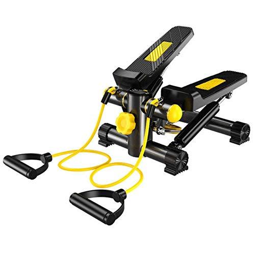 YAMEIJIA Stepper Aerobic Mini Stepper Leg Toner Toning Fitnessgerät LCD-Display Zeigt Kalorienverbrauch, Trainingszeit usw. - Pedal-Maschine