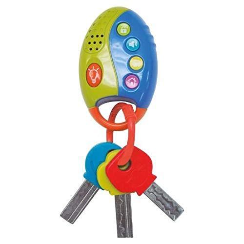 Imaginarium Llavero para niños – Llave de coche de juguete con luz y sonido – Bebé