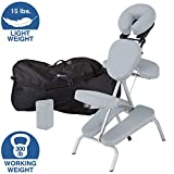 1. EARTHLITE Portable Massage Chair Package VORTEX