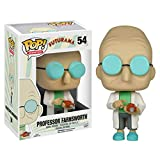 KYYT Funko Futurama #54 Professor Farnsworth Pop! Chibi...