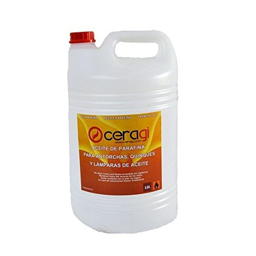 ceragi Garrafa 10 litros Aceite de parafina