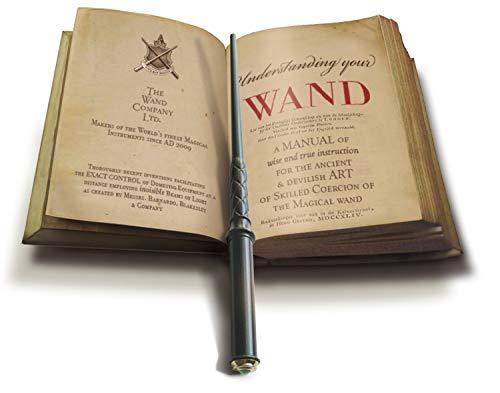The Wand Company Kymera Magic - Mando a Distancia Universal (programable), marrón