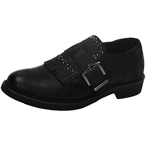 XTI 46346 Mocasines Flecos Mujer Zapatos MOCASÍN