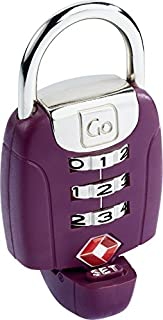 Design Go Twist N Set Lock Purple, One Size