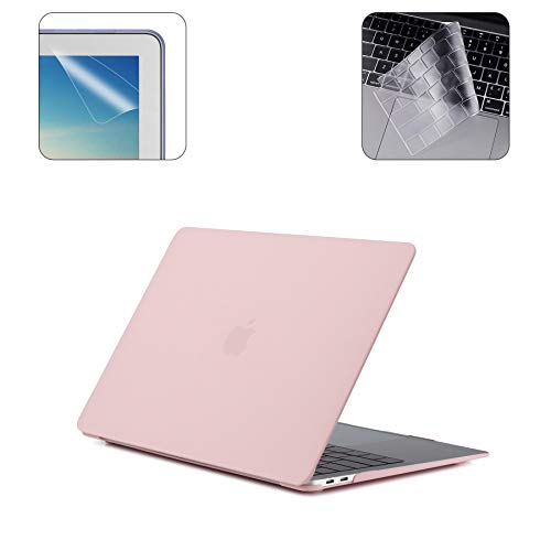 i-Buy Gummierte Harte Schutzhülle Hülle Kompatibel für MacBook Pro 13