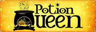 なまけ者雑貨屋 Potion Queen Hubble Bubble Slim ブリキ看板 メタル 壁飾り ポストカード サインプレート ポスター