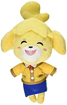 Little Buddy USA Animal Crossing New Leaf Smiling Isabelle/Shizue 8   Plush Multi-Colored 6     1309