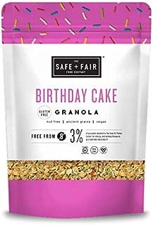 Birthday Cake Granola (Gluten-free; Nut Free; Ancient Grains; Vegan) 24 oz.