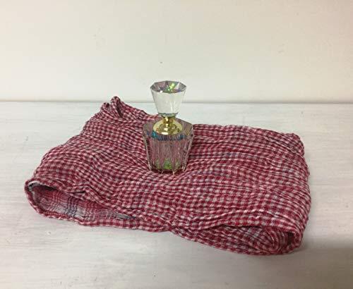 La Favola Incantata Set Idea Regalo Profumo Arabo Attar Oil 10ML Deodorante Donna con Sciarpa Pashmina Dubai Offerta Lampo Omaggio
