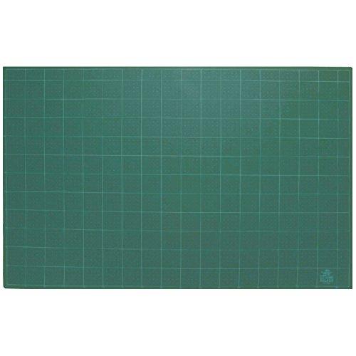 エヌティー カッターマット オレフィン系樹脂 A1 緑 CM-904G