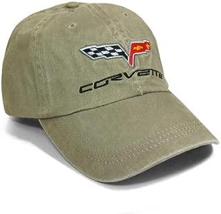 High-End Motorsports Hat for Chevrolet Corvette C6 Enthusiast