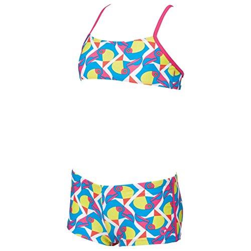Arena Little Toucan Junior - Schwimmbikini Mädchen, Größe:164