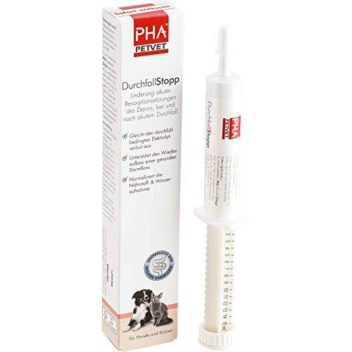 PHA DurchfallStopp für Hunde und Katzen, 15 ml Paste