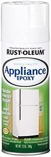 Rust-Oleum 7881830 7881-830 Appliance Enamel 12-Ounce Spray, White