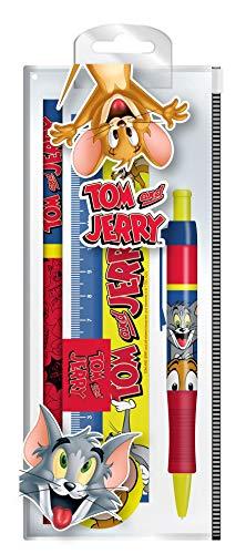 Schreibset Tom & Jerry (5tlg)