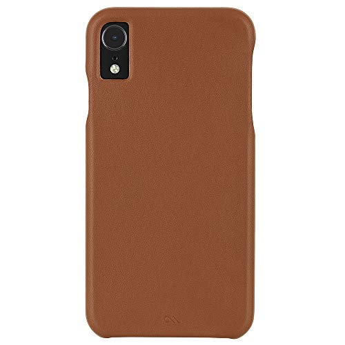 Case-Mate iPhone XR Genuine Leather Case