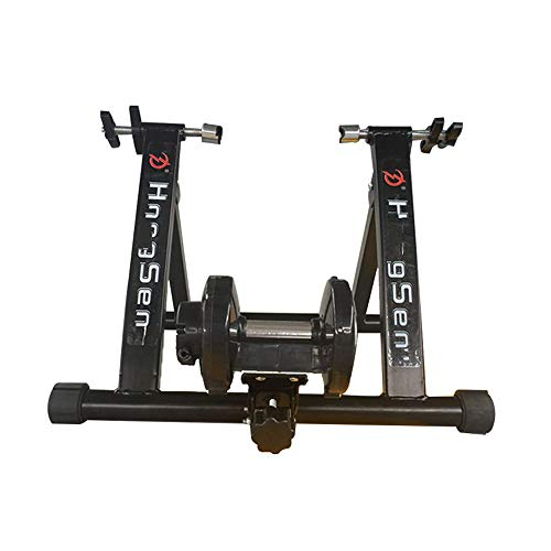 Estante de entrenamiento de bicicletas, magnetoresistive indoor Exercise Equipment Parking Rack, equipo...