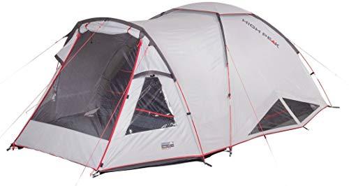 High Peak Alfena 3.0 Zelt Nimbus Grey 2020 Camping-Zelt