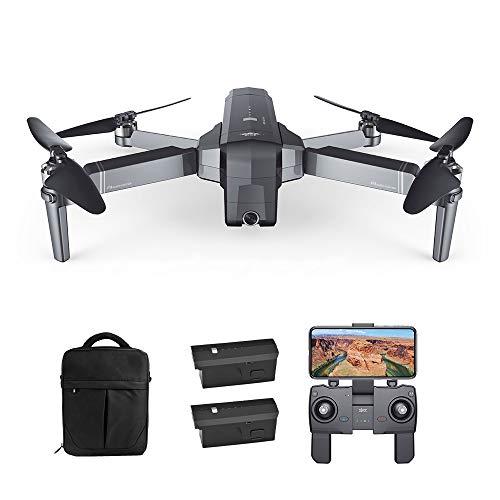 Goolsky SJ RC F11 PRO 2K Drone 5G Wifi FPV GPS Drone senza spazzole con telecamera 2K 120 ° Wide Angle Selfie Seguimi RC Quadcopter con 2 batterie Borsa