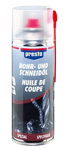 presto 401114 Bohr- und Schneidöl 400 ml