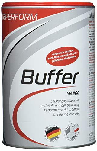 Neu Ultra Buffer Mango ultraSports Unisex Weiß/Grau/Rot OneSize
