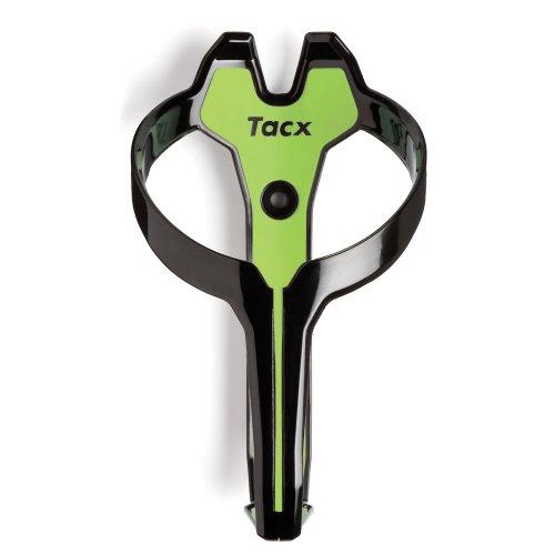 Tacx-Porte Bidon Foxy Blanc-Porte Bidons