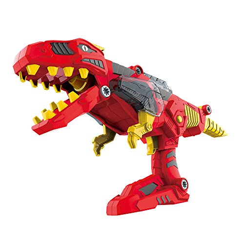 CoolToys 17 Pc Dino Morpher with...