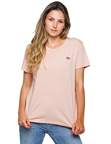 Levi's Perfect Tee T-Shirt, Sabbia, XL Donna