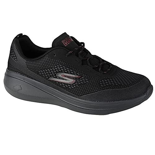 Skechers 55105-BKCC_42 - Zapatillas de Running para Hombre, Color Negro