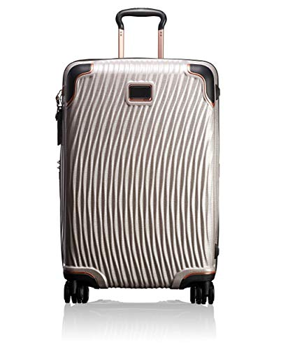 TUMI - Latitude Short Trip Hardside Packing Case Medium Suitcase - Rolling Luggage for Men and Women - Blush