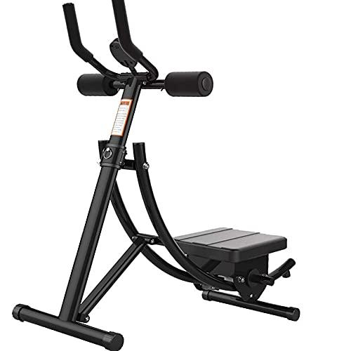 YAJIAN Máquina hermosa de la cintura, Máquina de ejercicios de abdomen perezoso,...