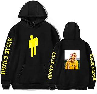 6 colors teenager Billie Eilish hoodie high quality coat tops jacket unisex hoodie colorful hoodies girl/boy men/women Sweater Hoody