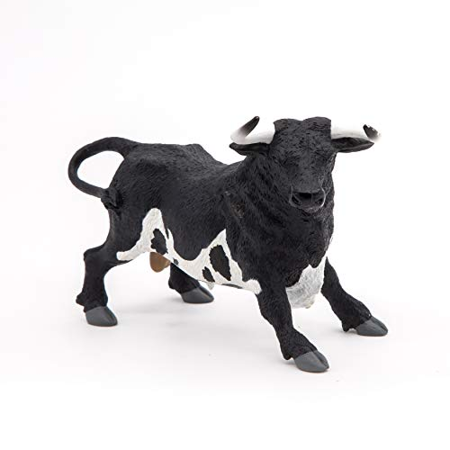 Papo Figura Toro español 6,5X5X2,5CM,...