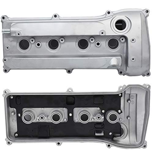 WFLNHB New 11201-28014 Engine Valve Cover Fit for Toyota Camry Harrier RAV4 Solara Matrix 2.4L 2AZ-FE Engine