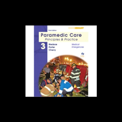 VangoNotes for Paramedic Care     Principles and Practice, Volume 3: Medical Emergencies, 3/e              By:                                                                                                                                 Bryan Bledsoe,                                                                                        Robert Porter,                                                                                        Richard Cherry                           Length: Not Yet Known     3 ratings     Overall 3.7