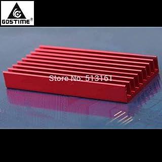 1 Pieces Gdstime 40x32x10mm Amplifier Cooling Cooler Heat Sink Radiator Aluminum Heatsink