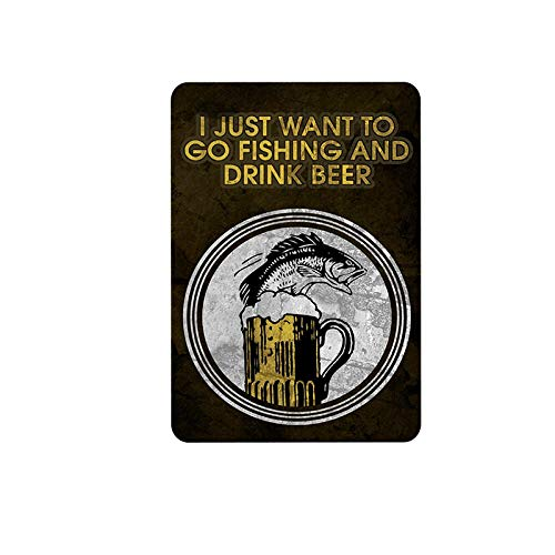 Iron Painting Tin Metal Painting Vintage Ice Cold Beer Plaque Whiskey Fresh Taste Poster Bar Pub Plates-Yd9485G_20X30cm