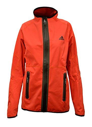 adidas Sailing Herren Softshell Funktionsjacke 3 Layer, Größe:XL, Farbe:Blaze orange