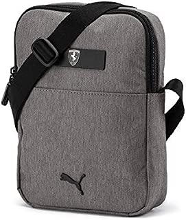 PUMA Unisex-Adult Small Shoulder Bag, Grey - 076675