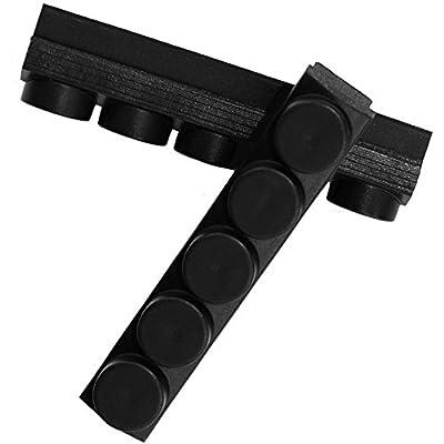 KOOLSTOP MAFAC Tandem Replacement Insert Black