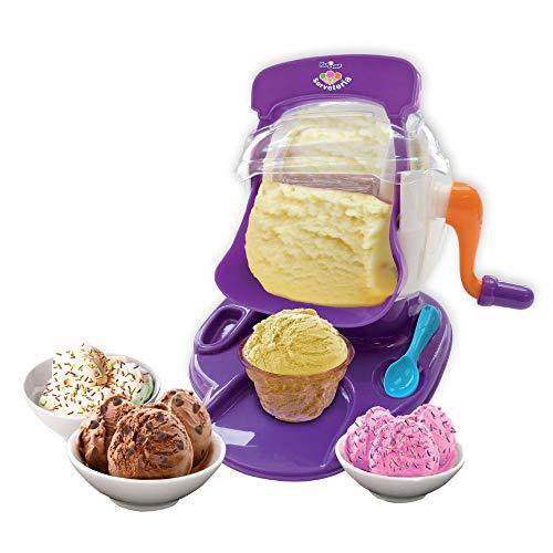 Kids Chef Sorveteria com Acessórios Funcionamento Manual Indicado para +8 Anos Multikids - BR364