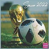 Soccer 2022 Calendar: Offiicial Soccer 2022 Calendar 2022 16 Months