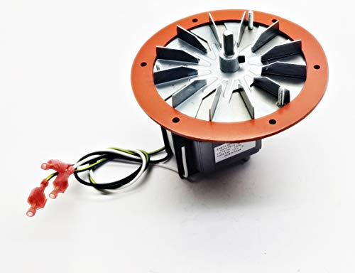 Breckwell, Enviro, Vista-Flame, Pellet Stove Exhaust Combustion Blower Motor Assembly 6